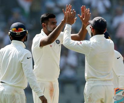 Parthiv reckons India has better spinners than England