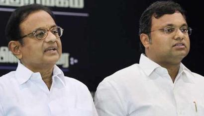 Chidambaram's fear of harassment of his family turns true