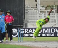 Afghanistan Eagles soar in Sharjah Sixes