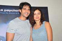 Hiten Tejwani's movie date with wife Gauri - News