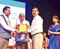 Dhubri's DIPRO Bikash Sharma wins Karmashree award