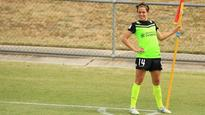 Canberra striker plays for love, not glory