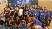 Wyndham Vacation Ownership Brings  Smiles To Campers At Camp Boggy Creek