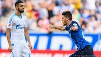 Bundesliga: Hoffenheim condemn Schalke to fitth straight defeat