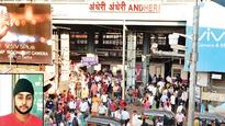 Andheri Station gatecrashed, again