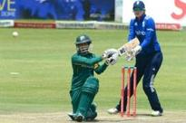 Lee and Kapp help South Africa Women level series