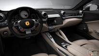 New Ferrari GTC4 Lusso to debut at Geneva Auto Show
