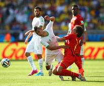Algeria's Taider out, Bennacer gets Cup call