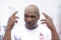 Mike Tyson is selling a 'thuns out guns out' shirt