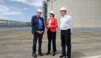 Australia Pacific LNG celebrates operations start