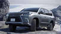Toyota's Lexus brand to enter India in early 2017 with 3 model line-up