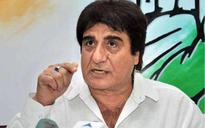 UP Congress chief Raj Babbar asks 'inactive' party leaders to quit Congress