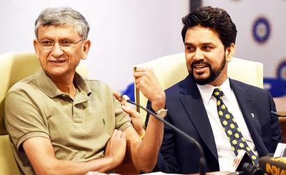 BCCI moves SC seeking funds for Rajkot Test