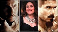 Scoop: Kareena Kapoor PREFERS hubby Saif Ali Khan's 'Rangoon' look to that of Shahid Kapoor