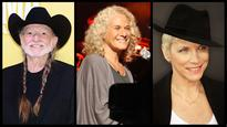 Willie Nelson, Carole King, Annie Lennox to be Given Honorary Berklee Doctorates