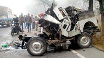 7 killed in fog-related accidents in Bathinda