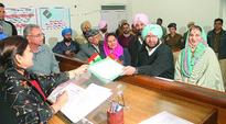 Punjab polls: Capt files nomination from Patiala, vows to defeat Badal in Lambi