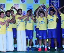 Kerala Blasters unveil squad for ISL Season 3