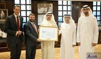 DEWA receives emission reduction certificate