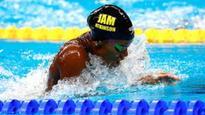 Atkinson equals breaststroke world record