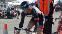 Tim Rush moves closer to clinching South Island cycling series