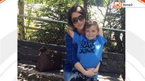 'More than I ever deserved': Bristol Palin's hubby shares sweet family portrait