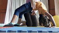 Yoga benefits special children
