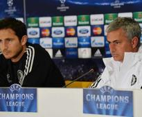 Frank Lampard backs Jose Mourinho for Manchester United job