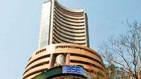 Sensex rises 194 pts on Gujarat exit polls