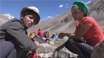 Tajikistan tourism: Women eye trekking-guide careers