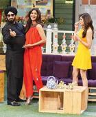 Shilpa's TV turn ends in a shocker