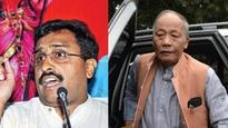 Manipur: BJP slams CM Okram Ibobi Singh, Centre rushes 4000 paramiltary personnel