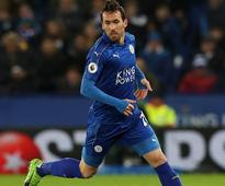Christian Fuchs wants Liverpool win to start Leicester run