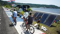 Costa Rica got 98% of its electricity from renewables in 2016