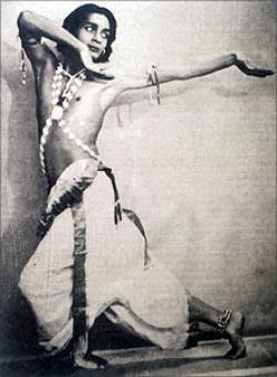 Dancer Uday Shankar was not technically perfect: Raja Reddy