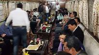 With hope to create buzz, royal train chugs to travel bazaar
