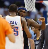 Grizzlies knock Thunder out of playoffs 88-84
