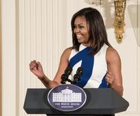 First Lady Michelle Obama Honors...