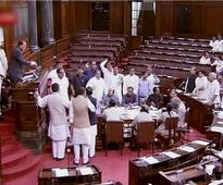 Monsoon Session of Parliament: RS adjourned after Opposition creates ruckus over printing of Rs 500 and Rs 2,000 notes
