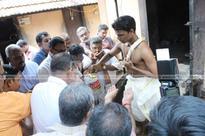 Dalit priest takes charge in Travancore Devaswom Board temple