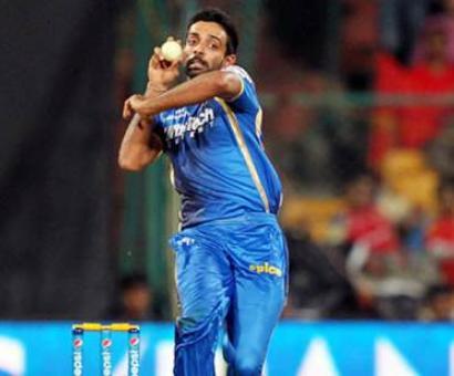 Injured Dhawal to miss Mumbai's Ranji semi-final vs MP