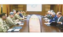 Extraordinary huddle at GHQ focuses on CPEC