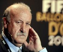 Ex-Spain coach Vicente Del Bosque picks Messi, Ronaldo for FIFA awards