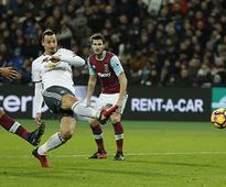 Premier League: Manchester United's Juan Mata, Zlatan Ibrahimovic sink 10
