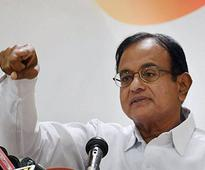 I am disappointed, but not surprised: P Chidambaram on ...