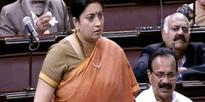 Panel To Seek Explanation From Smriti Irani On Her Durga Remarks
