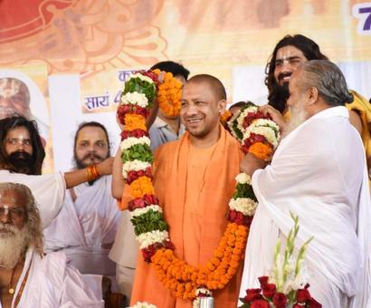 Will support amicable settlement of Ayodhya dispute: Adityanath