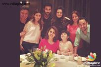 Neetu Kapoor celebrates birthday with family: See Pic