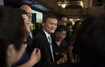 Jack Ma, Spielberg Team Up With Deal to Bring Hollywood to China