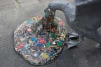 Puking Statue Will Make You Feel Sick -- But You Need To Look